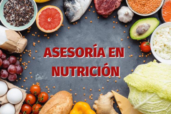 Asesoría en nutrición