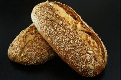 Receta pan integral en panificadora